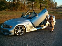 WickedProps 1996 BMW Z3