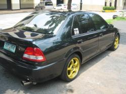 sevetyer 2003 Honda City