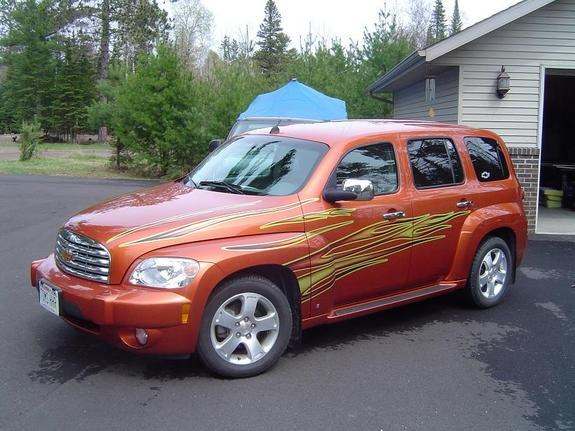 Another Tomshhr 2006 Chevrolet Hhr Post 5388315 By Tomshhr