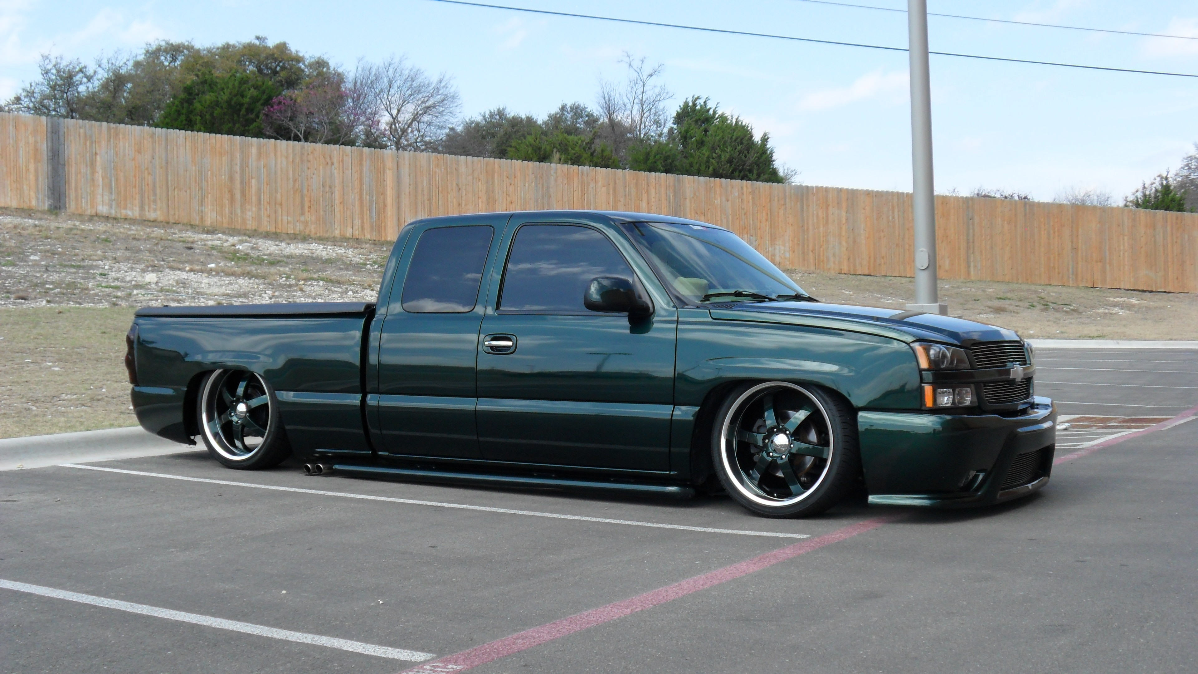 Ram 1500 Slammed Groundforce Quadcab Dodge Horsepower Exhaust