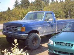 I-_-Is 1989 Ford F150 Regular Cab