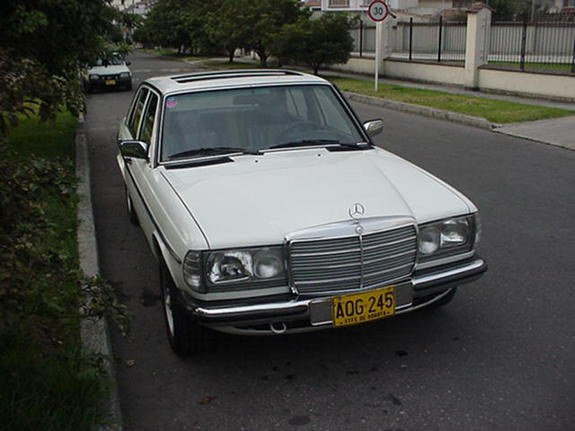 Another GOLFTURBOTEK 1984 Mercedes-Benz E-Class post... - 8855901