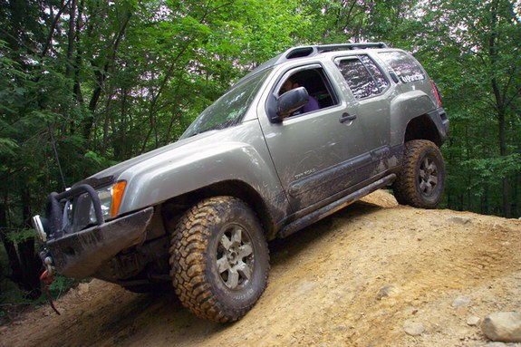 Another Muzikman76 2005 Nissan Xterra post... - 8856066
