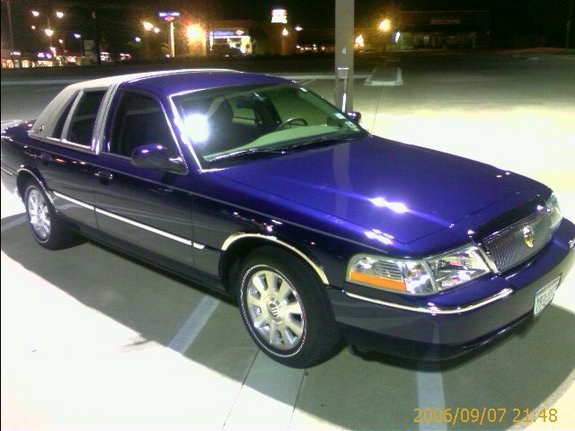 Another D-Watts_214 2006 Mercury Grand Marquis post... - 8865325