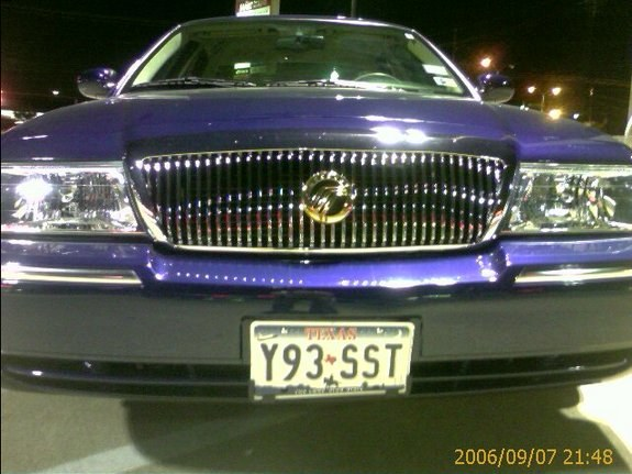 Another D-Watts_214 2006 Mercury Grand Marquis post... - 8865326
