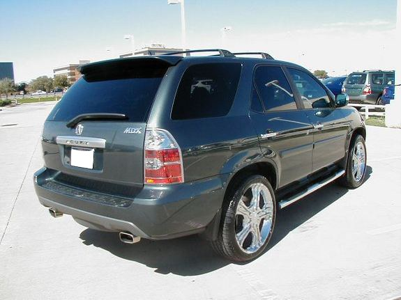 sleek66 2006 acura mdx specs photos modification info at. Black Bedroom Furniture Sets. Home Design Ideas