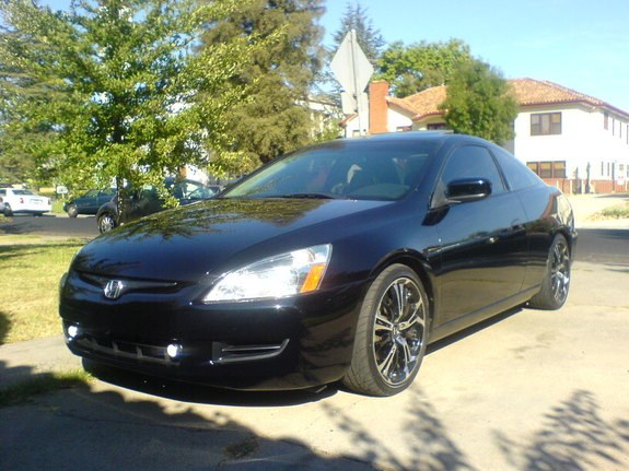 IVANTIC 2003 Honda Accord Specs, Photos, Modification Info at CarDomain