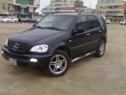 q8S40s 2001 Mercedes-Benz M-Class