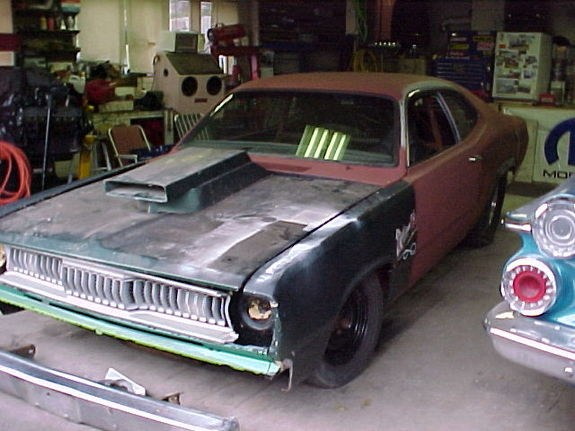 Gregtough 1971 Plymouth Duster