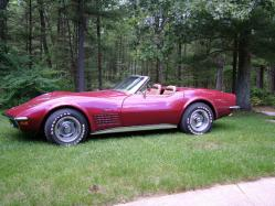 tedwoodie 1970 Chevrolet Corvette