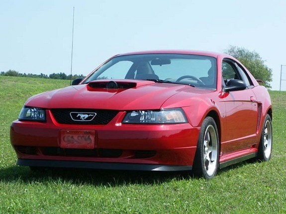 tomzac 2002 Ford Mustang