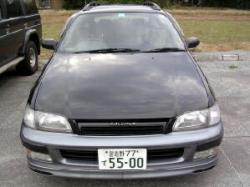 LOW-RIDE 1996 Toyota Caldina
