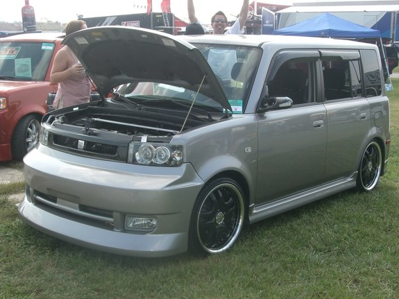 djsample 2005 scion xb specs photos modification info at. Black Bedroom Furniture Sets. Home Design Ideas