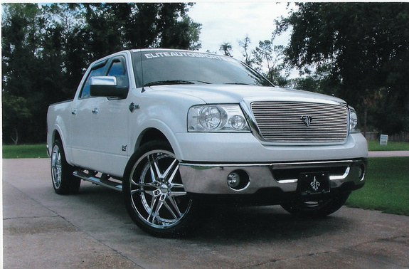 dpenton29's 2006 Ford F150 SuperCrew Cab