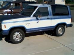 buffyslyrs 1985 Ford Bronco II