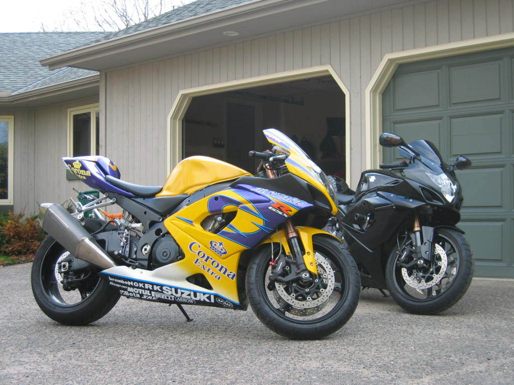 yamaha 850 special and 01'