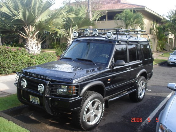 2006 Toyota Highlander Off Road >> mauikokonut 2003 Land Rover Discovery Specs, Photos, Modification Info at CarDomain