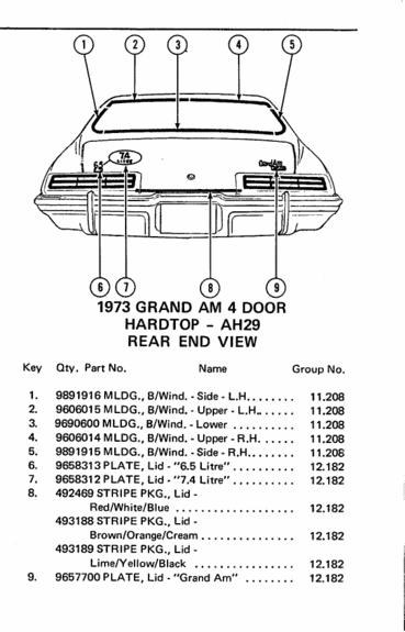 walterjr3 1973 pontiac grand am specs  photos  modification info at cardomain