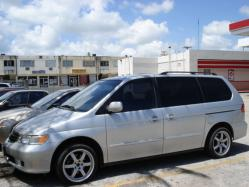 Boosted_Zs 2003 Honda Odyssey