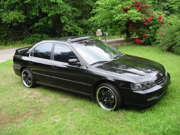 Horton31087 1995 Honda Accord Specs Photos Modification