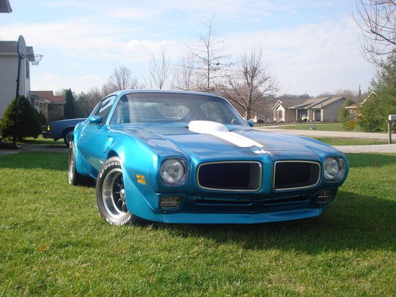 Jake70 1970 Pontiac Trans Am