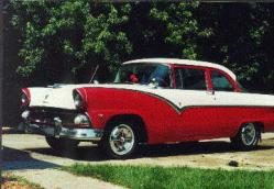 TheRestorer 1955 Ford Fairlane