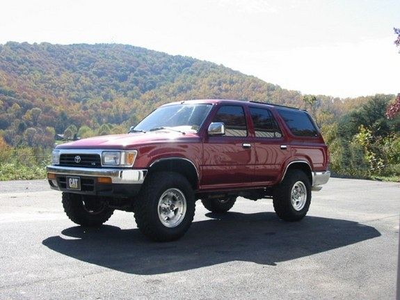 Nvrsatfd 1994 Toyota 4runner Specs Photos Modification Info At Cardomain