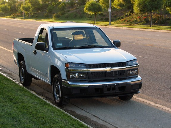 RudyDoody 2006 Chevrolet Colorado Regular Cab 8880499