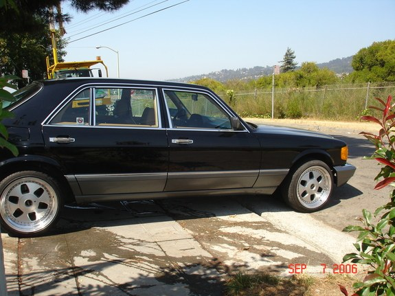 Another bomboclot 1991 Mercedes-Benz S-Class post... - 8880712