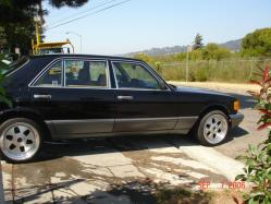 bomboclots 1991 Mercedes-Benz S-Class