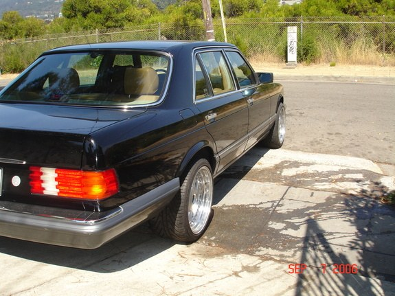Another bomboclot 1991 Mercedes-Benz S-Class post... - 8880713
