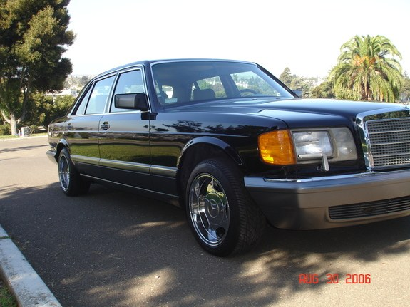Another bomboclot 1991 Mercedes-Benz S-Class post... - 8880721