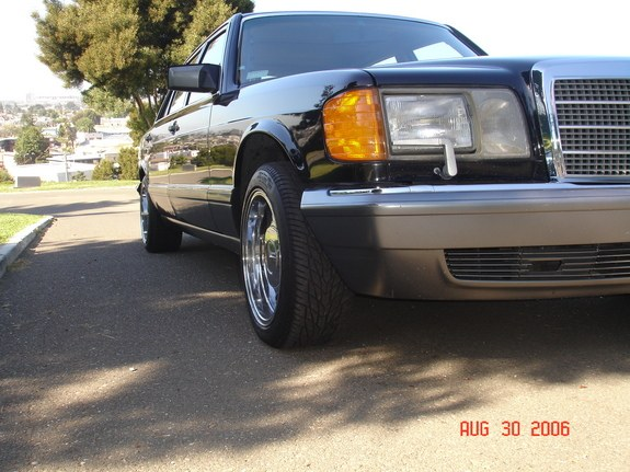 Another bomboclot 1991 Mercedes-Benz S-Class post... - 8880722