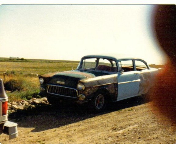Another Showtime37 1955 Chevrolet Bel Air post... - 8880835