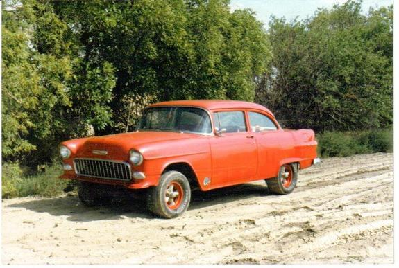 Another Showtime37 1955 Chevrolet Bel Air post... - 8880836