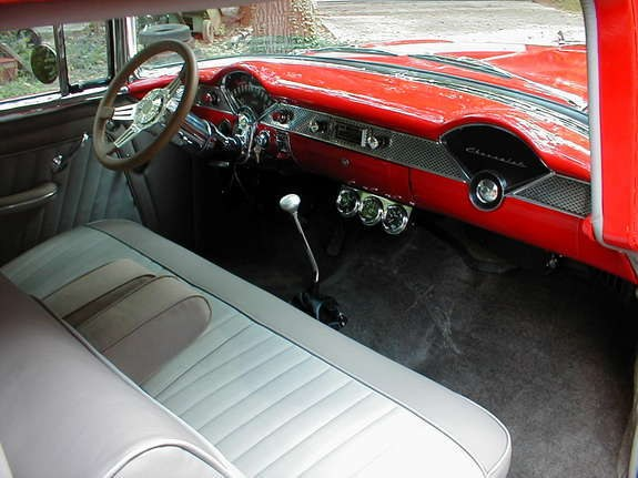 Another Showtime37 1955 Chevrolet Bel Air post... - 8880843