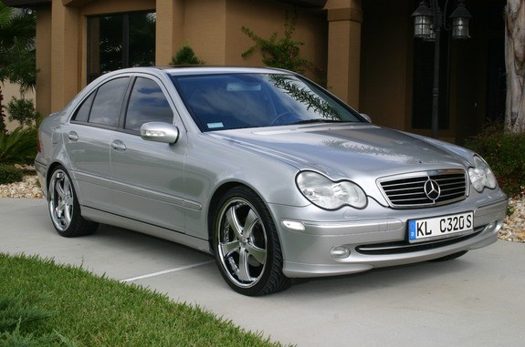 xwicked 2002 mercedes benz c class specs photos modification info at cardomain. Black Bedroom Furniture Sets. Home Design Ideas