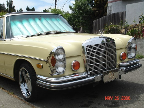 Another bomboclot 1973 Mercedes-Benz S-Class post... - 8894400