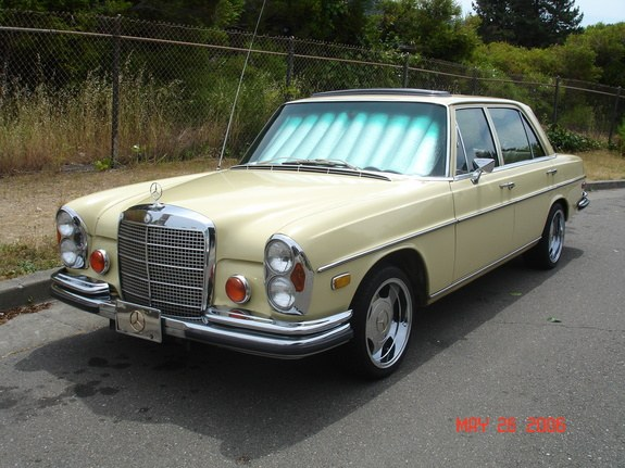 Another bomboclot 1973 Mercedes-Benz S-Class post... - 8894401