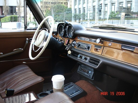 Another bomboclot 1973 Mercedes-Benz S-Class post... - 8894402