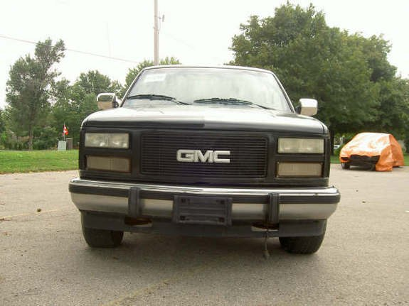 gray_86 1990 GMC Sierra 1500 Regular Cab