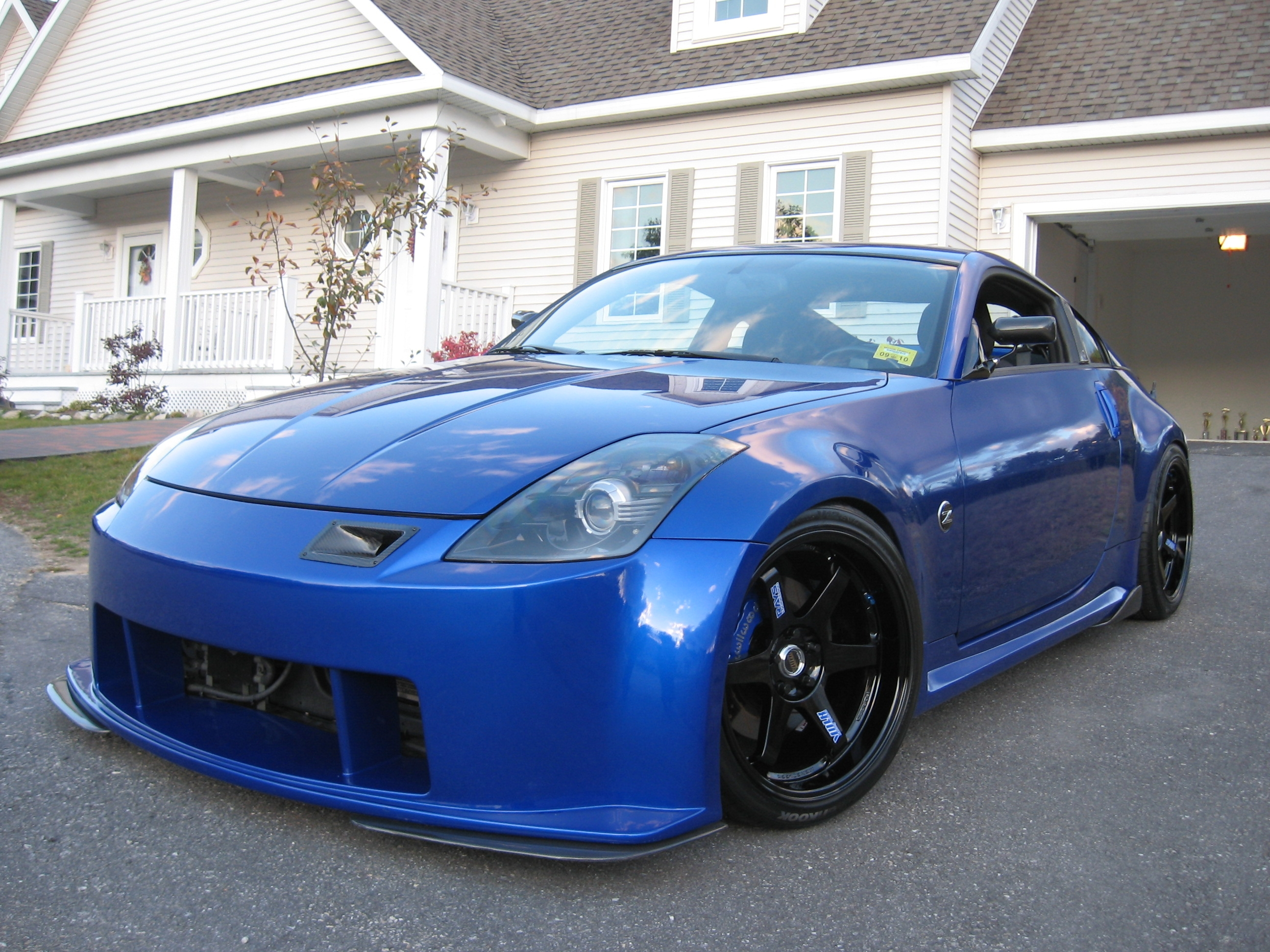 volkdb350z 2004 nissan 350z specs photos modification. Black Bedroom Furniture Sets. Home Design Ideas