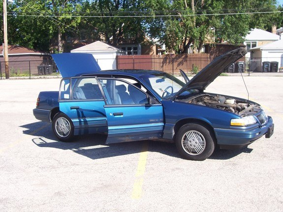 Another 91Grandayum 1991 Pontiac Grand Am post... - 8885967