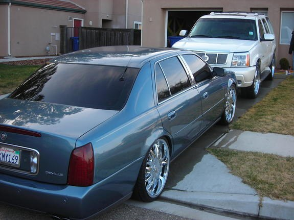 Another stunna2255 2000 Cadillac DeVille post... - 8887920