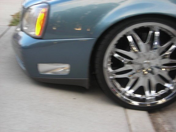 Another stunna2255 2000 Cadillac DeVille post... - 8887941
