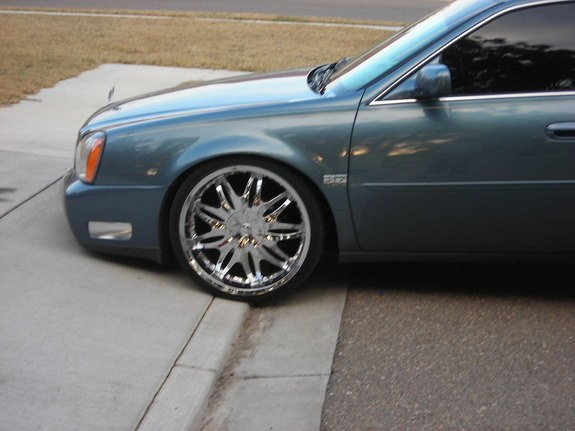 Another stunna2255 2000 Cadillac DeVille post... - 8887942