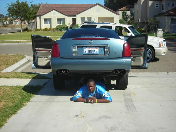 Another stunna2255 2000 Cadillac DeVille post... - 8887951