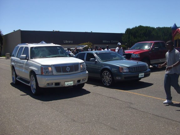 Another stunna2255 2000 Cadillac DeVille post... - 8887960