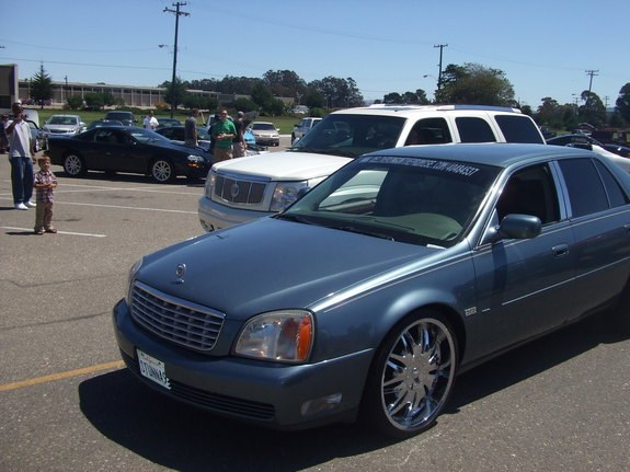 Another stunna2255 2000 Cadillac DeVille post... - 8887961
