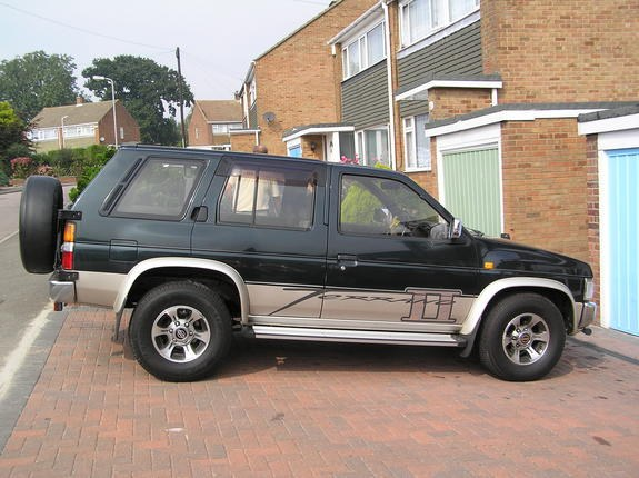 hotchkiss 1994 nissan terrano specs photos modification info at cardomain. Black Bedroom Furniture Sets. Home Design Ideas